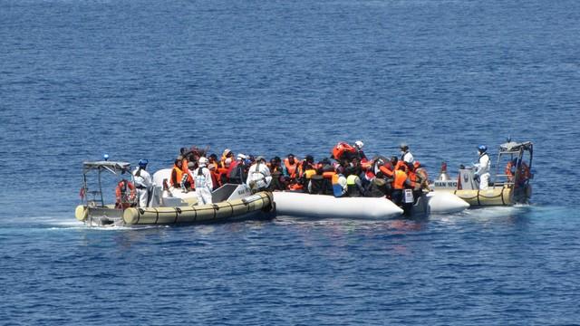 UE zaczęła kolejną fazę walki z przemytnikami ludzi na Morzu Śródziemnym