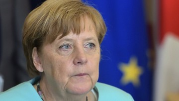 27-05-2017 16:30 Merkel zapowiada, że nie pójdzie na kompromis w sprawie klimatu