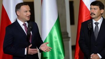 28-06-2016 18:01 Prezydenci Polski i Węgier: rok 1956 to świadectwo polsko-węgierskiej przyjaźni