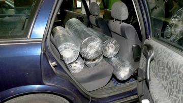 15-06-2016 15:54 80 kg heroiny w samochodzie Libańczyka w Niemczech