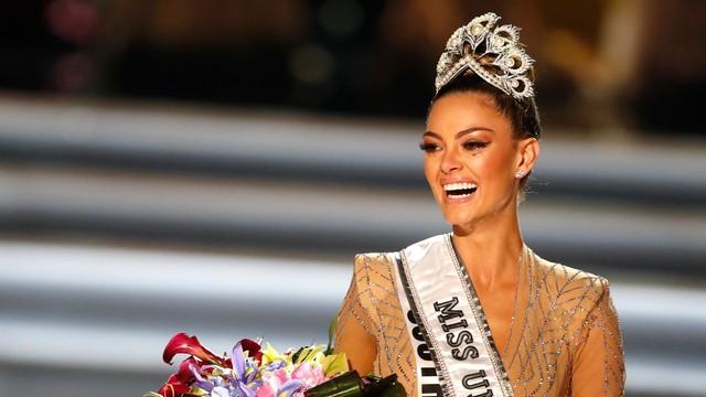 Oto nowa Miss Universe. Tytuł zdobyła Demi-Leigh Nel-Peters z RPA