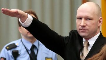 15-03-2016 10:26 Ruszył proces Breivik kontra norweskie państwo