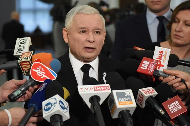 Kaczyński: głosujący za odrzuceniem projektu PiS nie chcą uczciwych wyborów