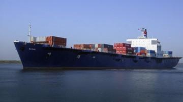 Bahamy: Zaginął kontenerowiec z pięcioma Polakami na pokładzie
