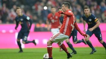 2016-12-21 Bundesliga: Gol Lewandowskiego w meczu na szczycie. Polak dogonił Elbera