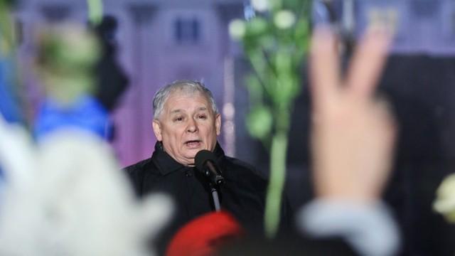 Jarosław Kaczyński - Człowiekiem Wolności Tygodnika wSieci 2016 roku