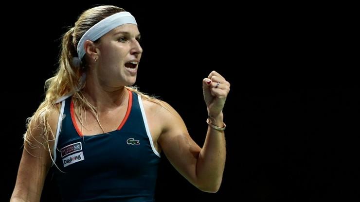 WTA Finals: Cibulkova zameldowała się w finale