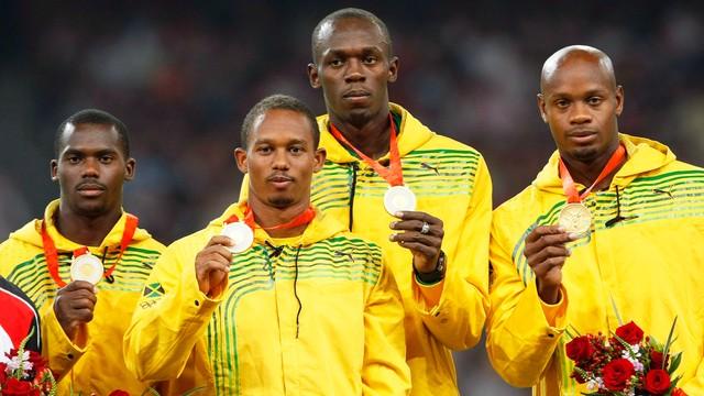 Sztafeta Jamajki z Boltem straciła złoty medal olimpijski z Pekinu