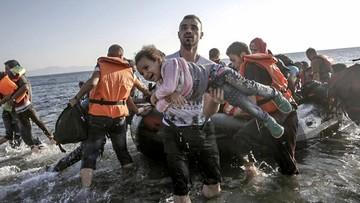 30-09-2016 21:01 Co najmniej 600 dzieci utonęło lub zaginęło na Morzu Śródziemnym w 2016 r.