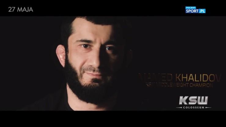 Mamed Khalidov - Borys Mańkowski: Oficjalny trailer