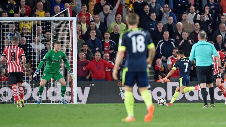 Nadzieje Arsenalu na TOP4 odżyły! Zwycięska zaległość z Southampton
