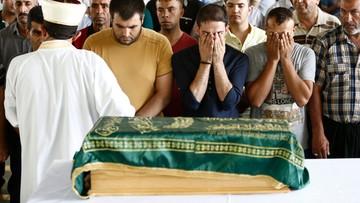 22-08-2016 09:33 Blisko połowa ofiar zamachu w Turcji to dzieci. Wstrząsający bilans