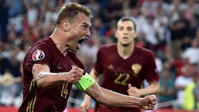 ME 2016 - Anglia - Rosja 1:1