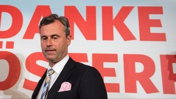 08-06-2016 11:03 Austria: Partia Wolności zaskarżyła wynik wyborów prezydenckich