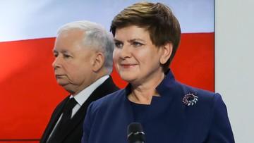 """10-11-2015 10:16 """"FAZ"""": prezes otoczył Szydło narodowymi twardogłowymi"""