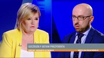 Rzecznik prezydenta: Andrzej Duda przedstawi projekty ustaw sądowych w poniedziałek.