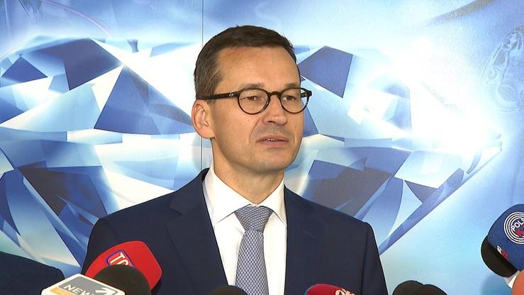 Morawiecki o małym ruchu granicznym z Rosją: bezpieczeństwo przede wszystkim