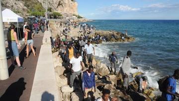 10-08-2016 06:09 Ponad 100 tysięcy migrantów przypłynęło do Włoch od początku roku