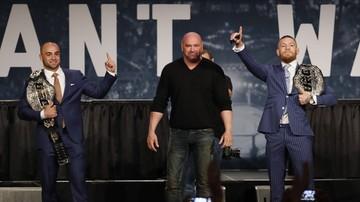 2016-10-29 UFC 205 pobiło rekord sprzedaży biletów w Madison Square Garden