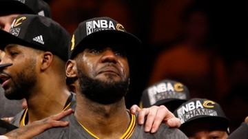 2016-10-30 NBA: Trzecie zwycięstwa Cavaliers i Spurs