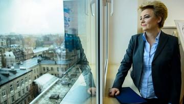 Zapadł wyrok w sprawie prezydent Łodzi. Hanna Zdanowska winna poświadczenia nieprawdy