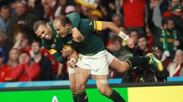 2015-10-17 Puchar Świata w rugby: RPA pierwszym półfinalistą