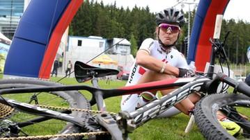 2017-07-29 Włoszczowska nie wystartuje na mistrzostwach Europy!