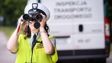 Nieprawidłowości w Głównym Inspektoracie Transportu Drogowego