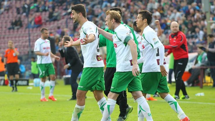 Miała być Cracovia, będzie Lechia. VfL Wolfsburg zagra na PGE Arenie