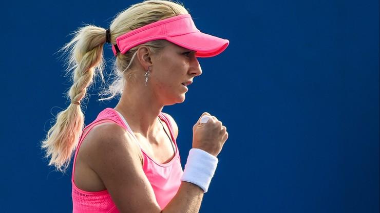 WTA Kaohsiung: Urszula Radwańska rozpoczyna od zwycięstwa
