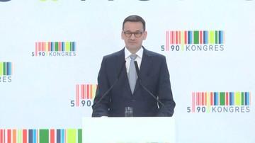 Morawiecki: kluczowa dla naszej gospodarki jest współpraca