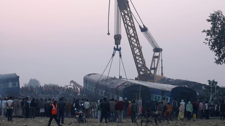 Indie: już ponad 130 ofiar katastrofy kolejowej