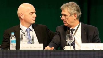 29-01-2016 18:45 Wybory w FIFA: Francuzi wolą Infantino od swojego rodaka