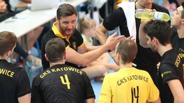 2017-12-02 Jastrzębski Węgiel - GKS Katowice. Transmisja w Polsacie Sport