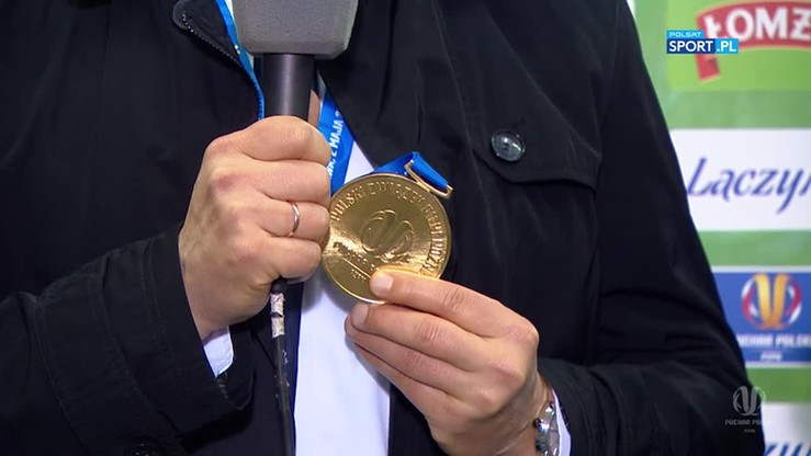 2017-05-02 Ojrzyński: Złoty medal oddam trenerowi Nicińskiemu!