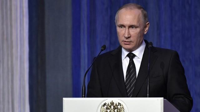 Putin nakazuje służbom zaostrzenie środków bezpieczeństwa