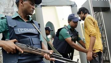 Bangladesz: wynajęli lokal terrorystom, w niedzielę staną przed sądem