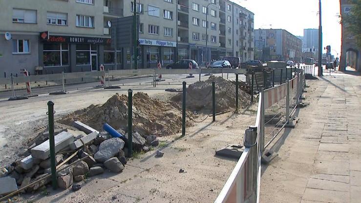 Niekończący się remont. Utrudnia życie mieszkańcom Poznania