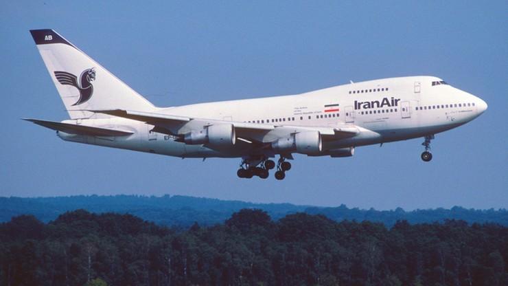 Sankcje zniesione - Iran idzie na zakupy. Na początek 300 samolotów