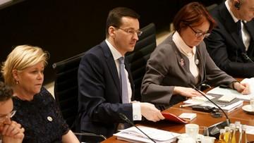 18-03-2017 19:43 Morawiecki: G20 doszło do kompromisu ws. wolnego handlu