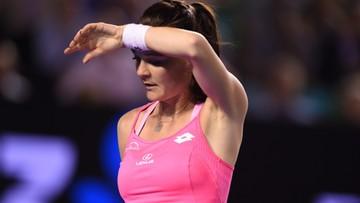 28-01-2016 05:22 Agnieszka Radwańska odpadła z Australian Open