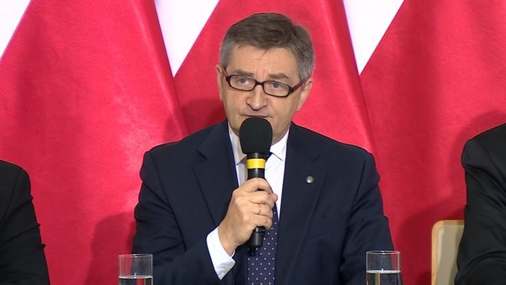 Kuchciński: nie chcę używać Straży Marszałkowskiej, ale teoretycznie jest to możliwe