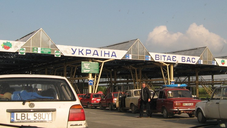 MSWiA: w środę wraca mały ruch graniczny z Ukrainą