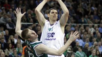 2015-11-19 Euroliga: Żalgiris Kowno za mocny dla Stelmetu Zielona Góra