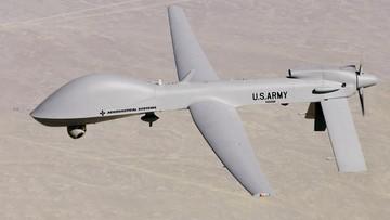 14-03-2017 06:26 Amerykańskie drony bojowe trafią do bazy lotniczej Korei Południowej