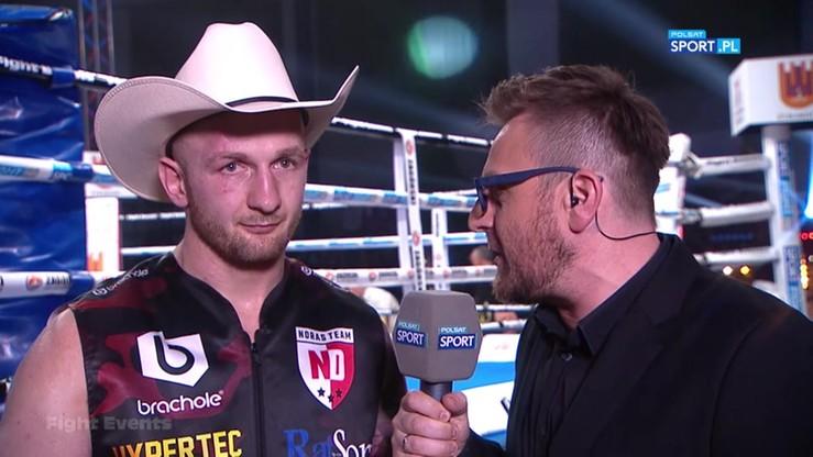 Dąbrowski: Potrzebowałem tej wygranej