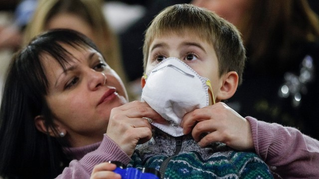 Ukraina. Minister zdrowia: Mamy epidemię grypy