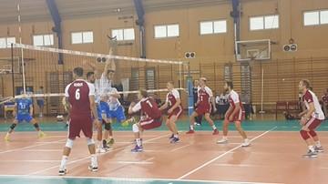 2017-08-02 Polscy siatkarze przegrali ze Słowenią