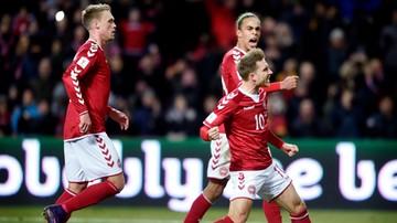 2016-11-11 El. MŚ 2018: Dania wygrała z Kazachstanem i goni Czarnogórę