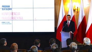 21-12-2017 21:36 Morawiecki: w ciągu kilku lat w woj. śląskim zostanie zainwestowane 40 mld zł